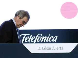 Alierta ha cumplido quince años al frente de Telefónica.
