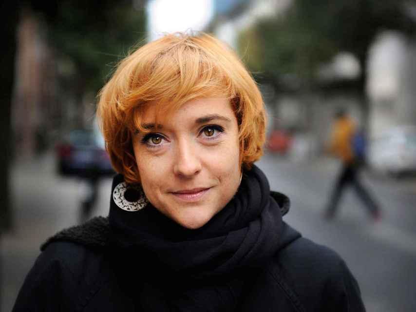 Chloé en París.