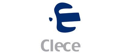 Logotipo de Clece