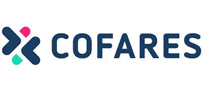 Logotipo de Cofares