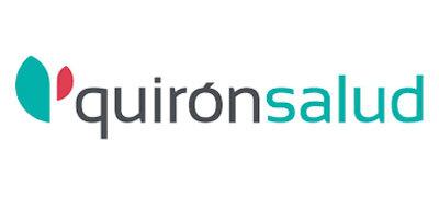 Logotipo de Quirón Salud