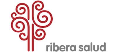 Logotipo de Ribera Salud