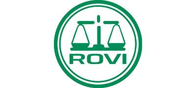 Logotipo de Rovi